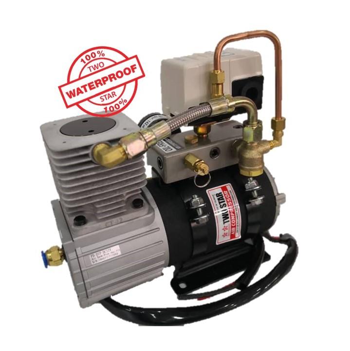 Two Star Waterproof Air Compressor