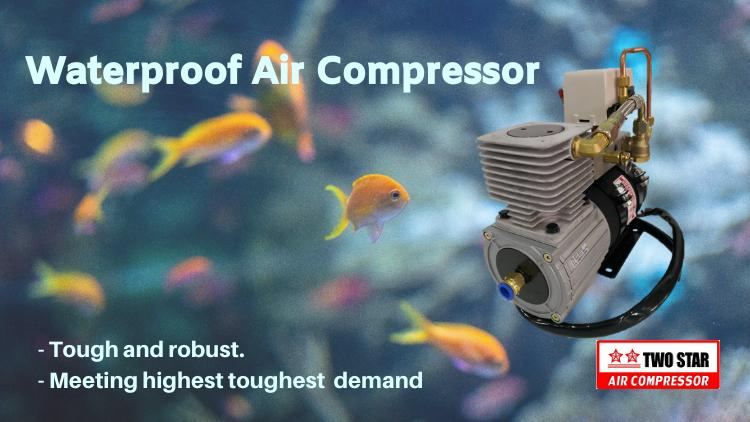 waterproof Air Compressor